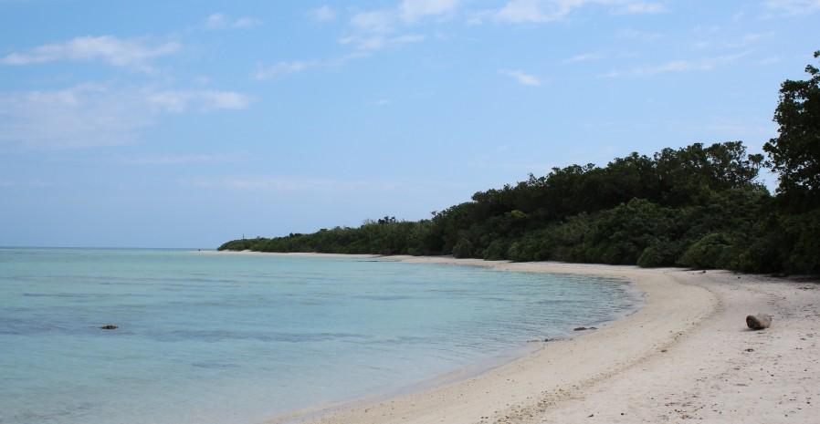 竹富島、カイジ浜は私と相性最高のゆっくり、まったりできるパワースポット